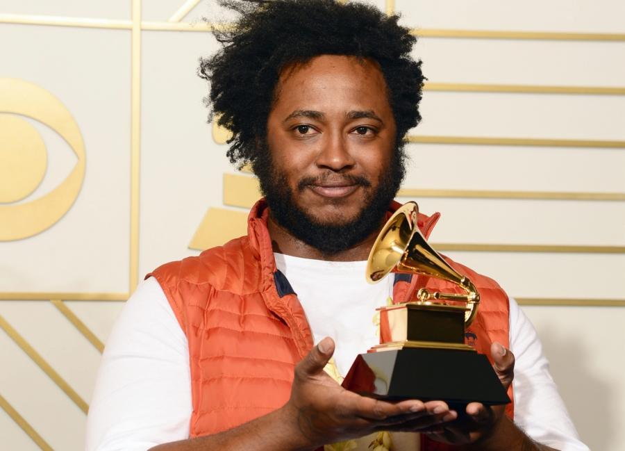 Thundercat z Grammy