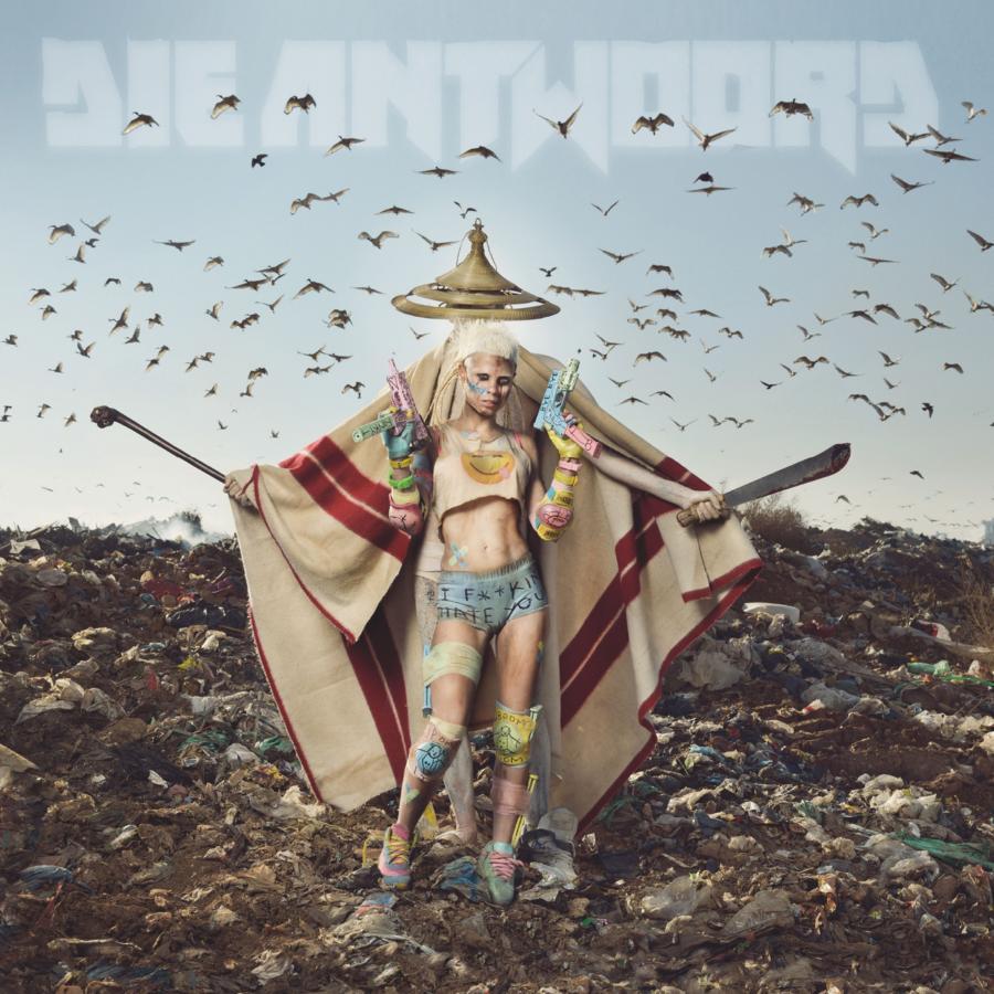 Okładka nowej płyty Die Antwoord wygląda tak