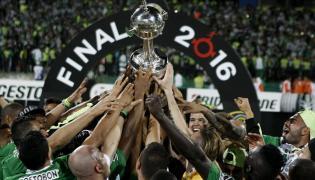 Triumf Atletico Nacional