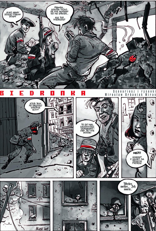 Komiks Mirosława Urbaniaka \