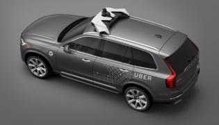 Szef Ubera: autonomiczne samochody są przyszłością koncernu