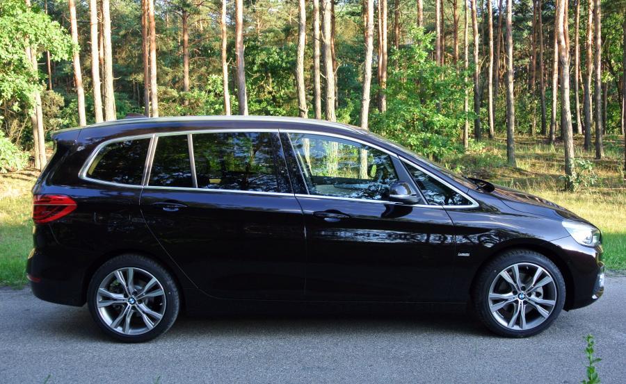 BMW serii 2 Gran Tourer xDrive