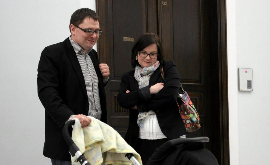 Tomasz i Małgorzata Terlikowscy
