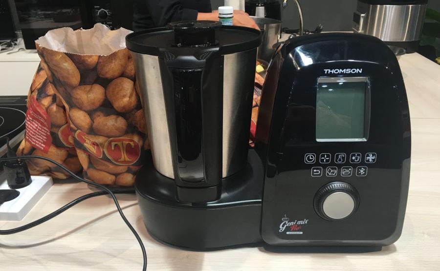 Robot kuchenny Thomsona