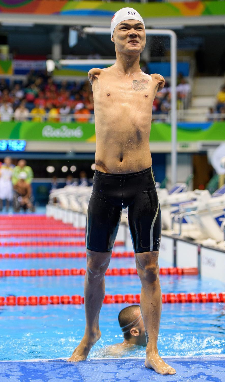 Bez rąk i nóg też można zdobywać olimpijskie medale. Herosi wlaczą w Rio de Janeiro