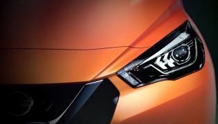 Nissan micra - pierwsze foto