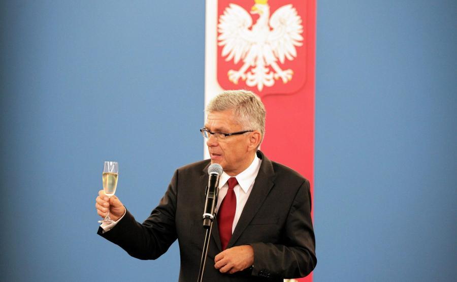 Marszałek Senatu, Stanisław Karczewski