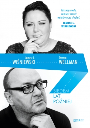 okładka książki Janusza Leona Wiśniewskiego i Doroty Wellman \