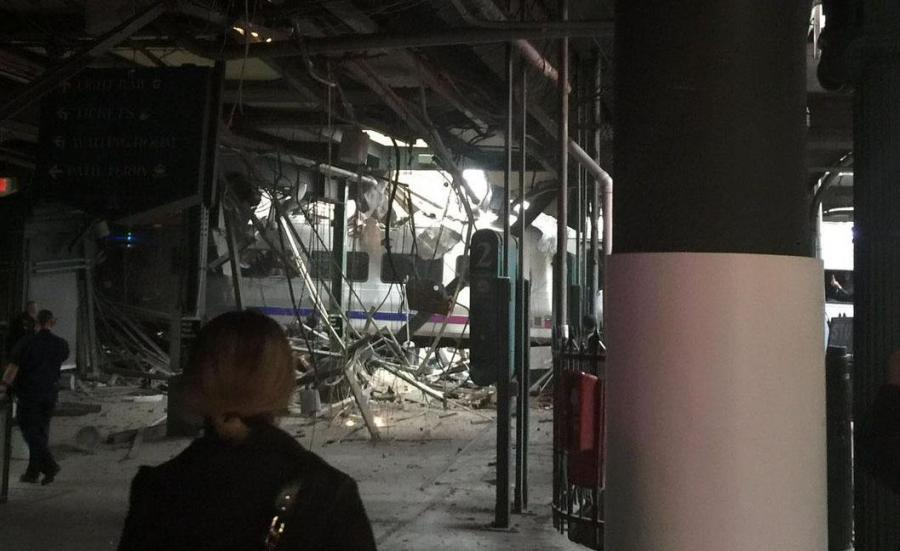 Katastrofa w Hoboken