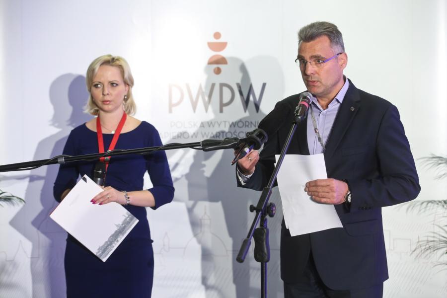 Piotr Woyciechowski, Iwona Kostka-Kwiatkowska
