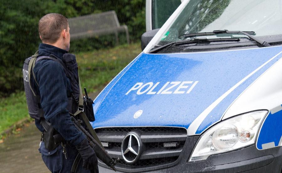 Niemiecki policjant
