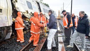 Katastrofa kolejowa w USA