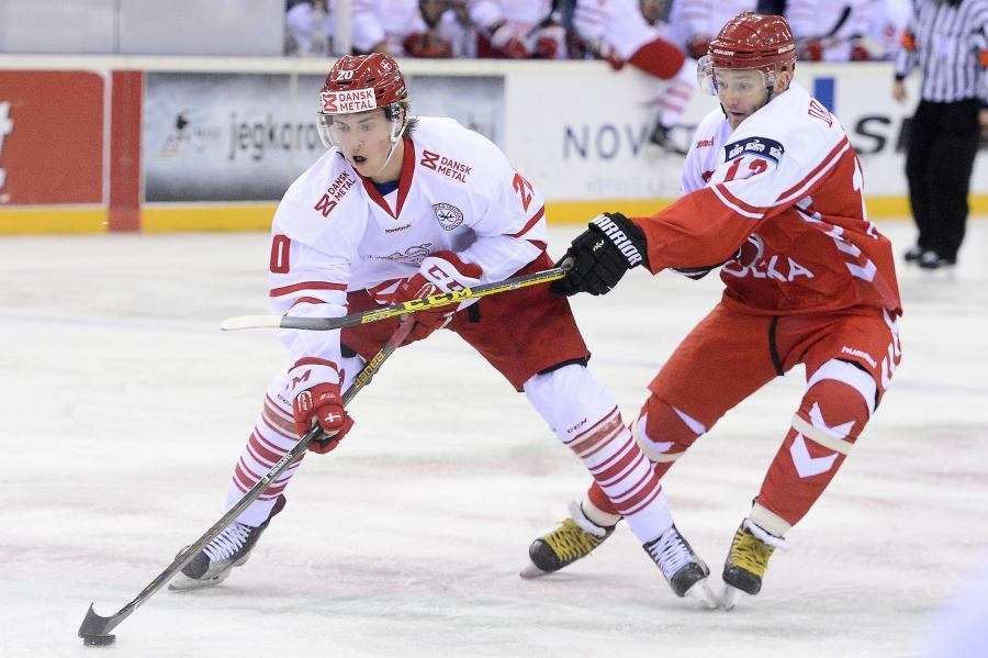 Alex Szczechura i Mathias From