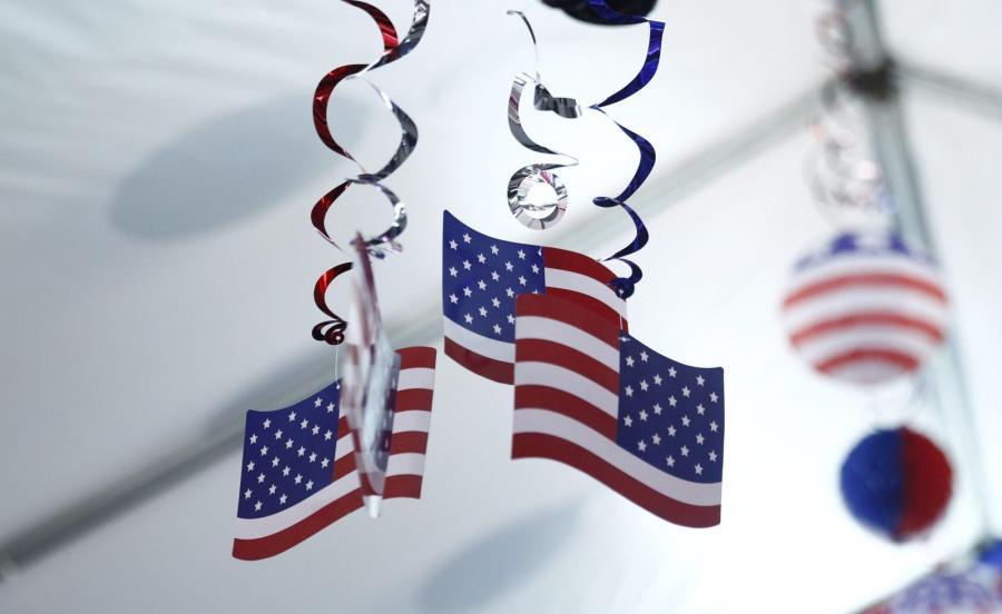 Flagi Stanów Zjednoczonych