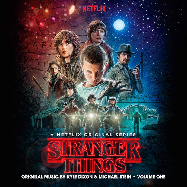 Kyle Dixon & Michael Stein -  Stranger Things Soundtrack