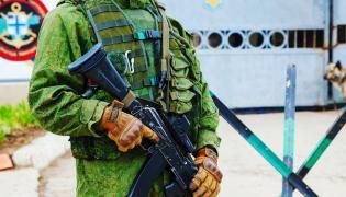 Rosyjska armia na Krymie