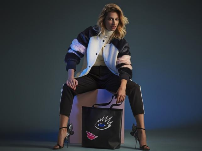Magdalena Schejbal w kampanii Goshico