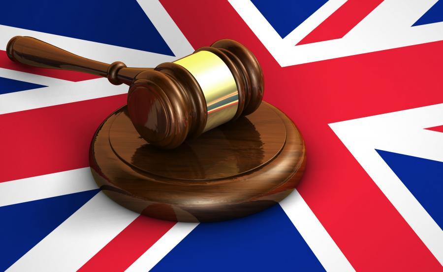 Brytyjski sąd