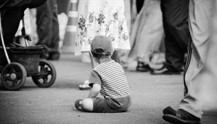 Zgubione dziecko