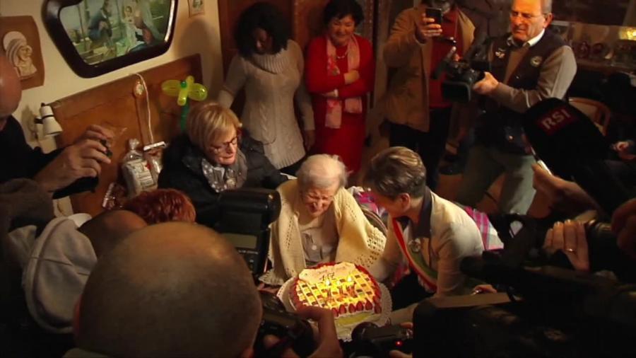 Najstarsza kobieta świata skończyła 117 lat
