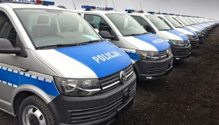 100 nowych Volkswagenów dla Policji