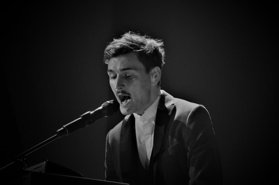 Dawid Podsiadło - koncert na warszawskim Torwarze, 9 grudnia 2016