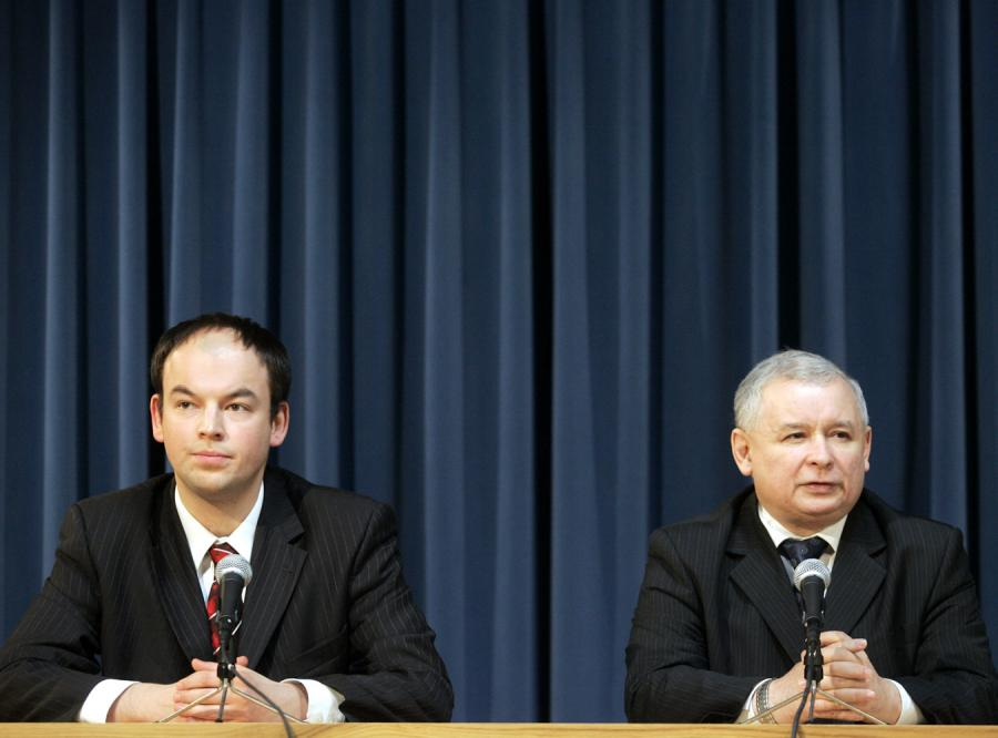 Nowe usta Jarosława Kaczyńskiego