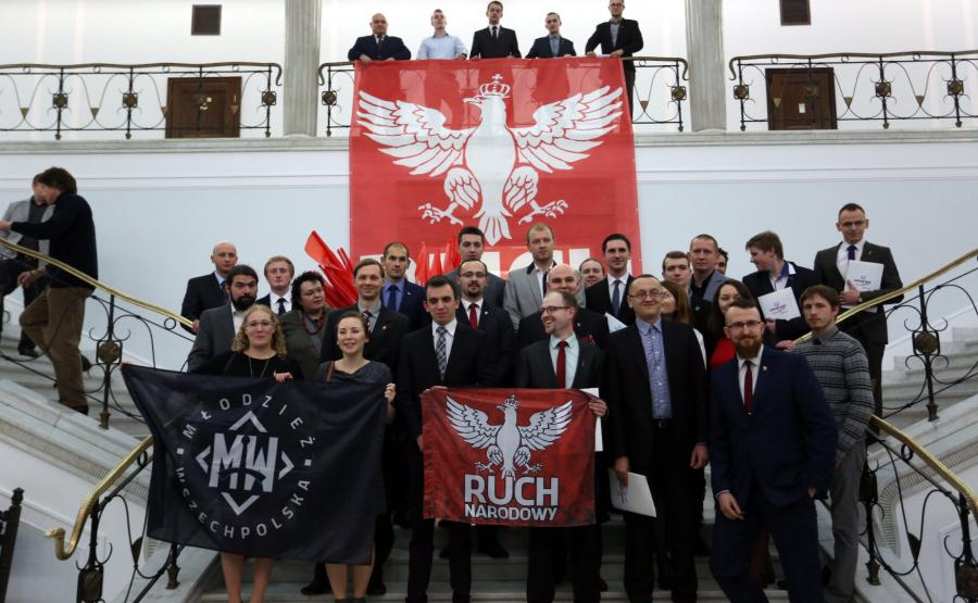 IV Kongres Ruchu Narodowego w Sejmie