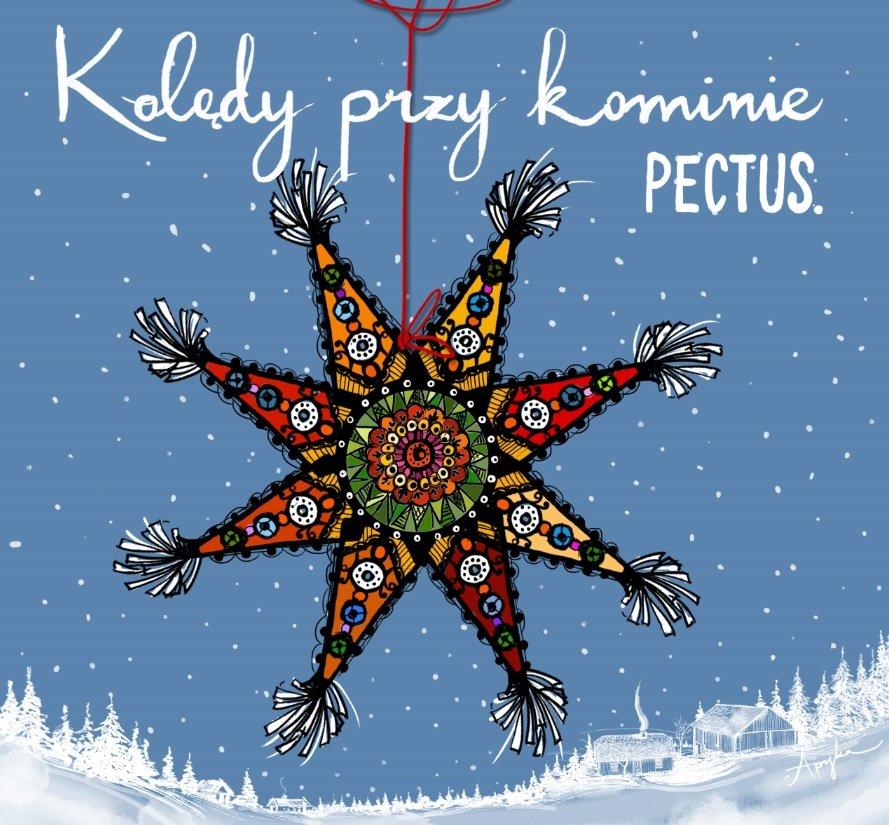 Okładka płyty zespołu Pectus