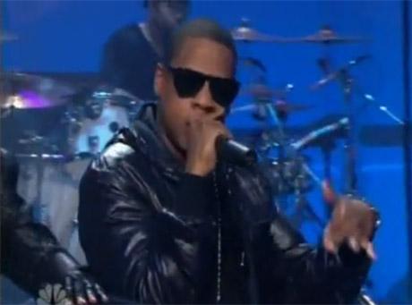 Trio zaśpiewało, a Kanye się kajał u Leno