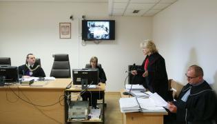 Proces przed Sądem Okręgowym w Warszawie