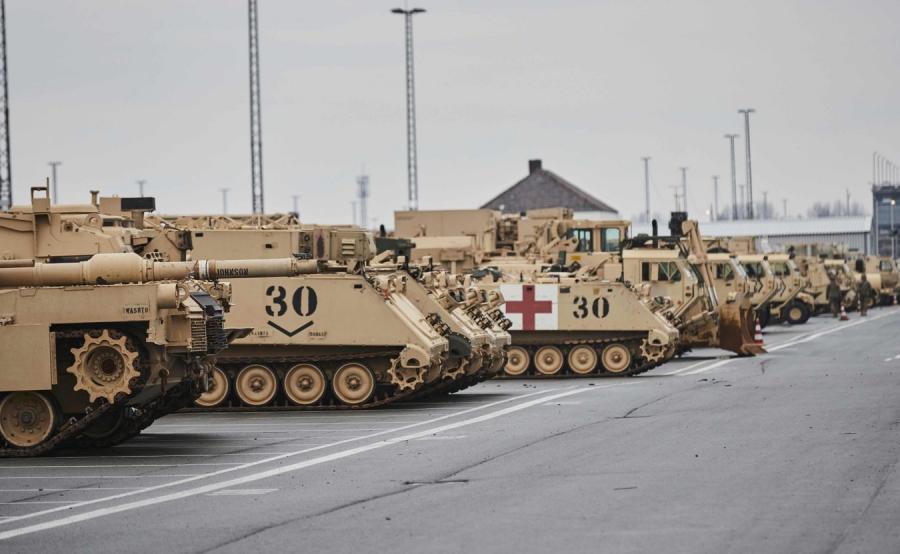 armia amerykańska