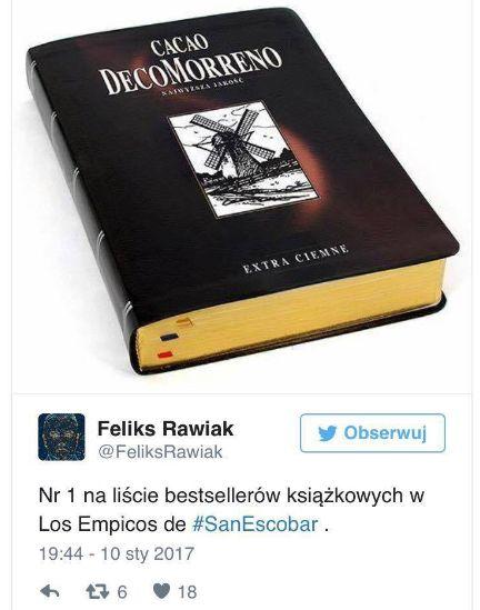 bestseller San Escobar