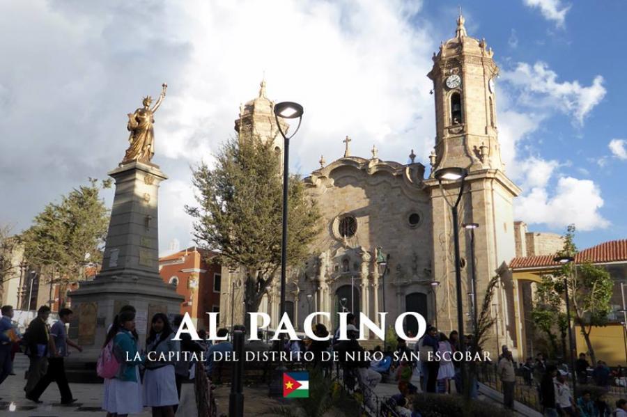 Al Pacino - miasto w San Escobar