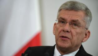 Marszałek Senatu Stanisław Karczewsk