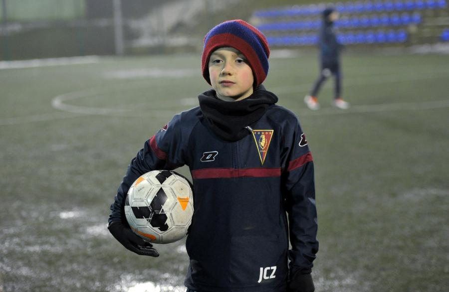 Jacek Czapliński został zauważony przez skautów Realu Madryt