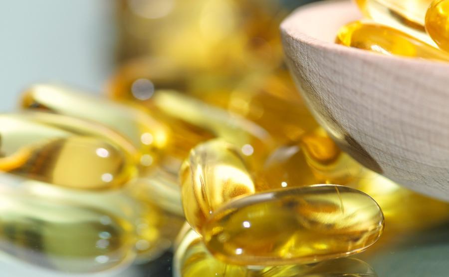 Kapsułki z omega-3